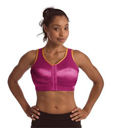 Enell Hot Pink Sports Bra
